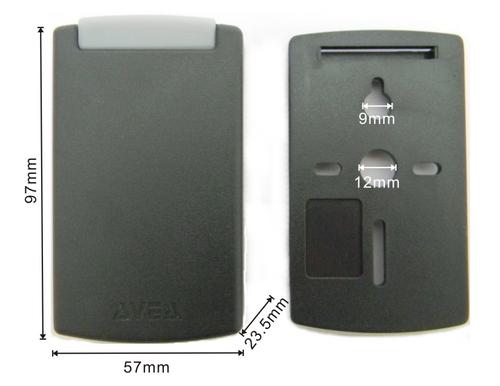 AL2730CS RFID access control system dimension