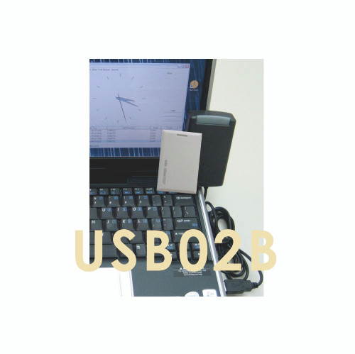 USB02B Time Clock with PC