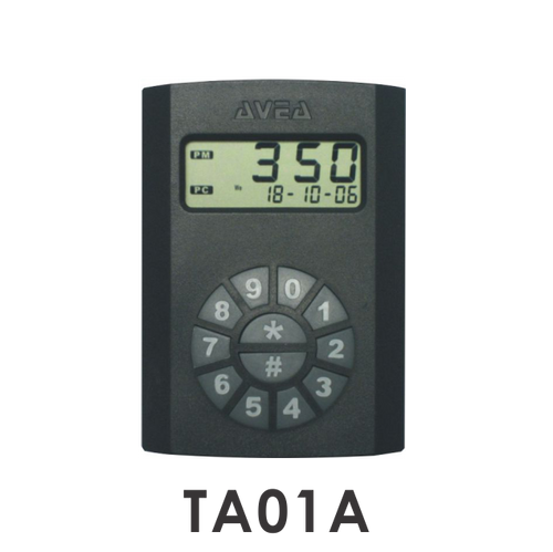TA01A access control