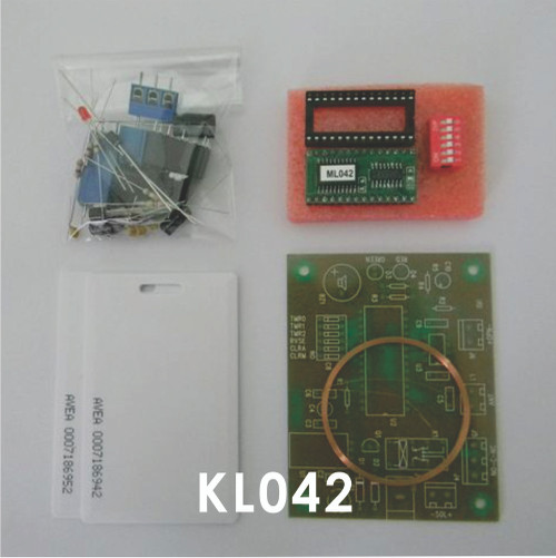 KL042 EM RFID Proximity Card Access Control Kit for 42 cards