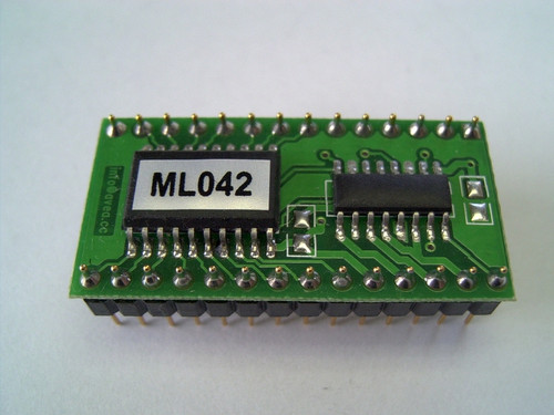 EM RFID Access Control Module for 42 cards