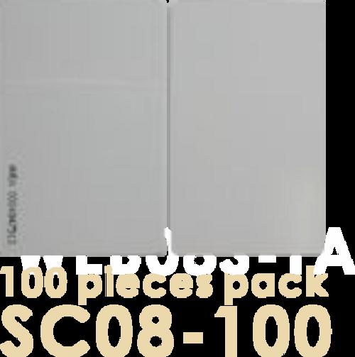 SC08 100 packs 125kHz proximity card