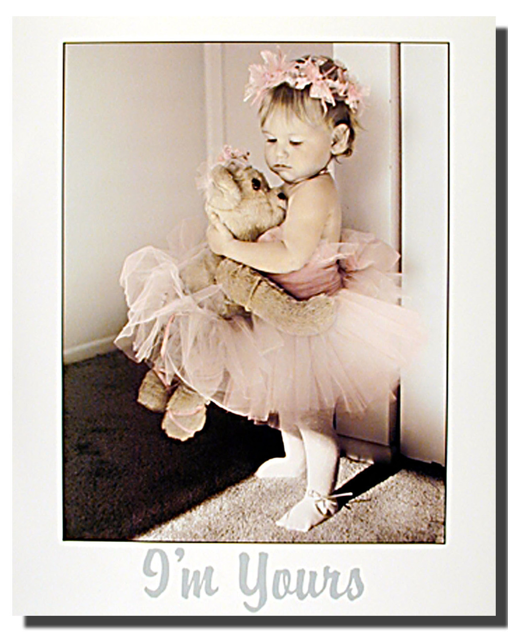 I'm Yours Cute Kid Poster