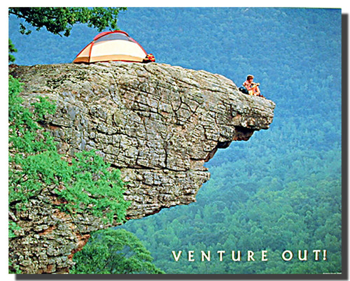 Venture Out Posters