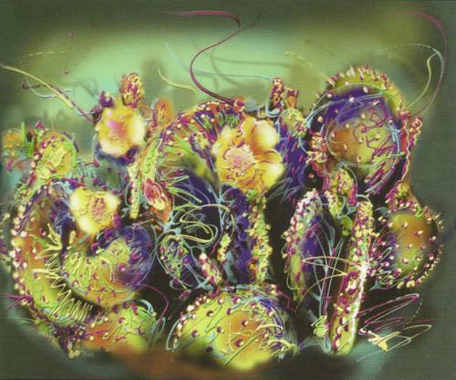 Kristi Jorgensen Decorative Wall Decor Art Print Poster (16x20)