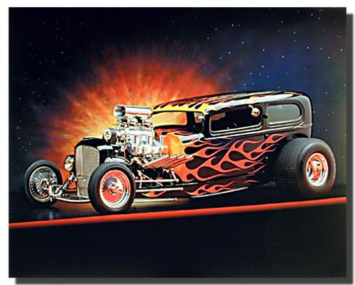 1932 Ford Tudor Kit Car Posters