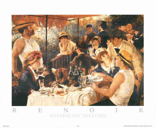 Vintage American Painting Wall Decor Fine Art Print Poster (16x20)