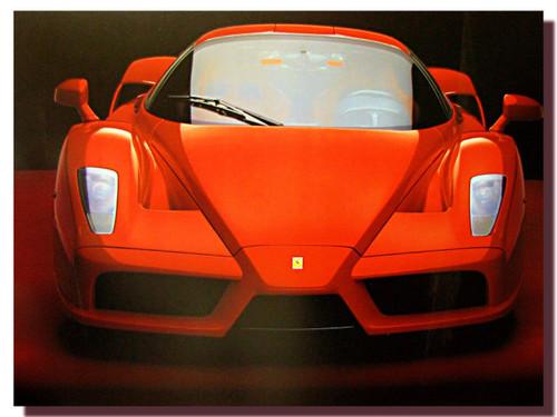 Ferrari 360 Modena f1 Spider Convertible Posters