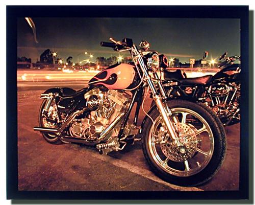 Harley Davidson Bike Posters