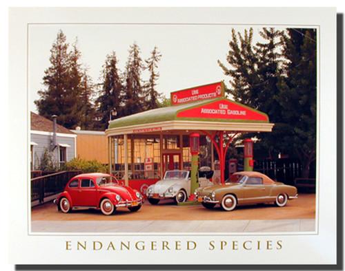 Volkswagen Classics Posters