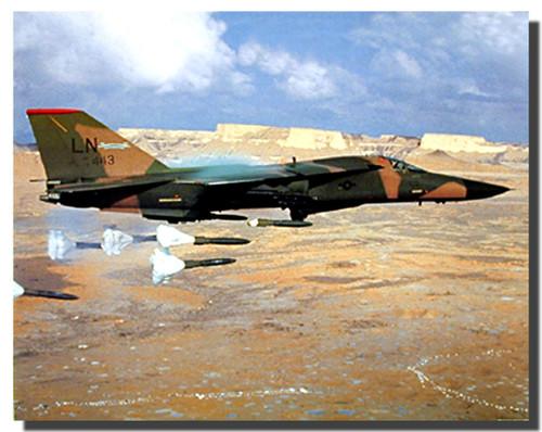 F-111F Poster