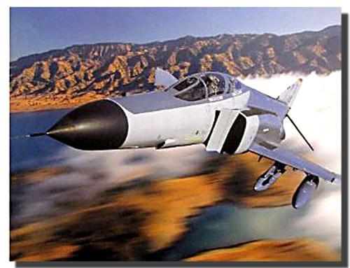 F4 Phantom II Poster
