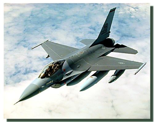 F 16 Falcon Jet Poster