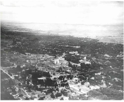 Boise Ariel View -1927