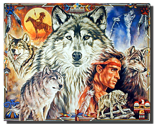 In The Shadow of the Wolf Posters