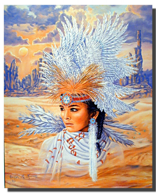 lndian Maiden Posters