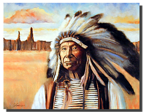 Red Cloud Posters