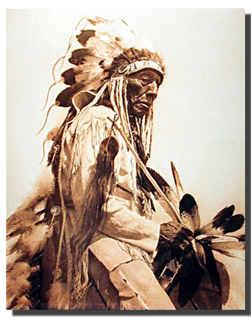 The Old Cheyenne Picture Posters