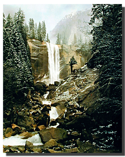 Vernal Fall Posters