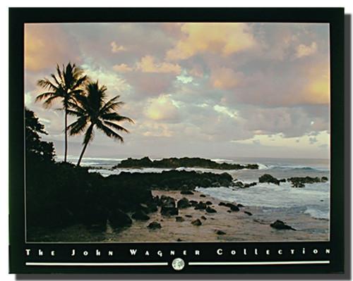 Coastal Mood Sunrise Posters