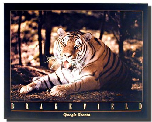 Bengal Tiger Poster Art