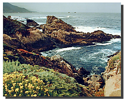 Big Sur Coast Posters