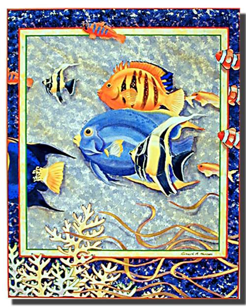 Tropical Fish Art Prints