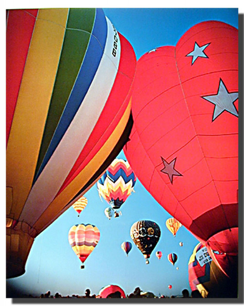 Hot Air Balloons Posters