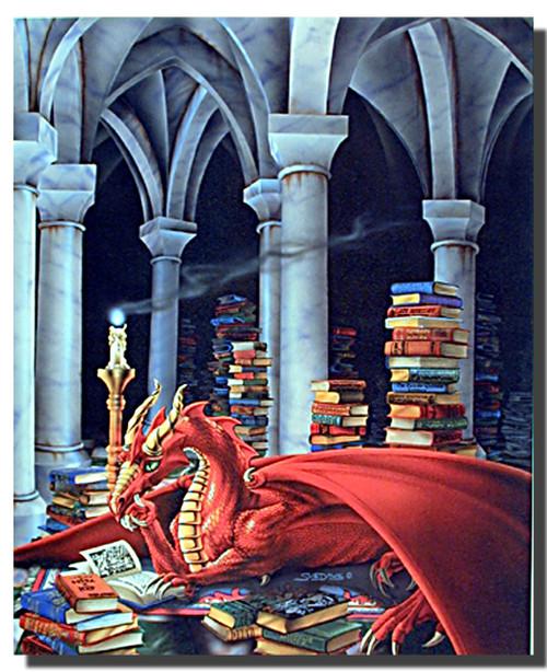 Priceless Treasure Poster- Fantasy