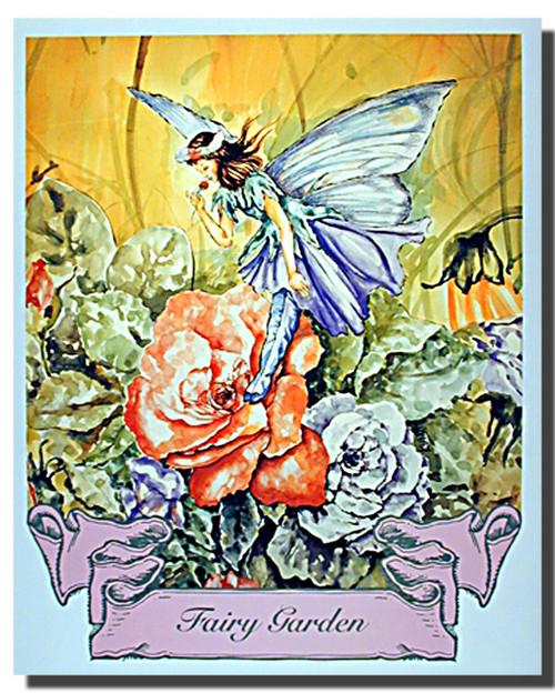 Fairy Garden Posters