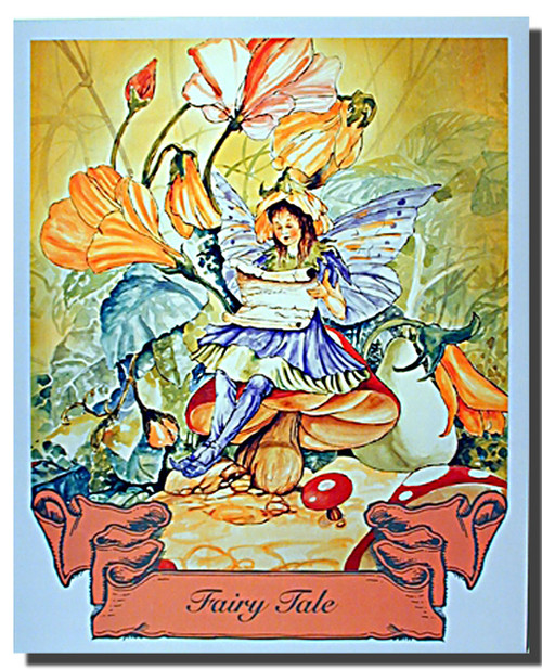 Fairy Tale Flowers Posters