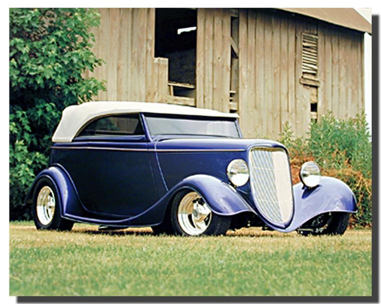Ford Phaeton Kit Car Posters