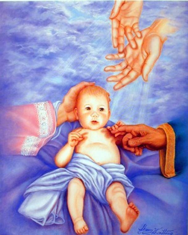 Baby Jesus Christ Posters