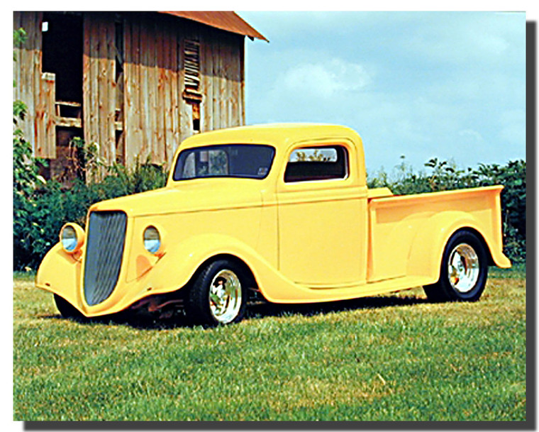 1933 Ford Pickup Car Posters