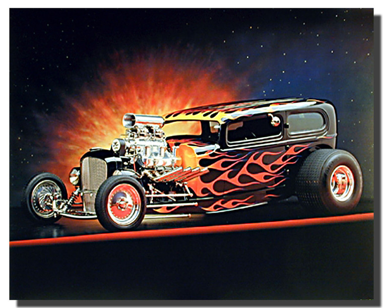 1932 Ford Tudor Kit Car Posters