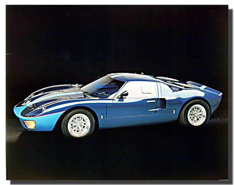 1965 Ford GT40 Kit Car Posters
