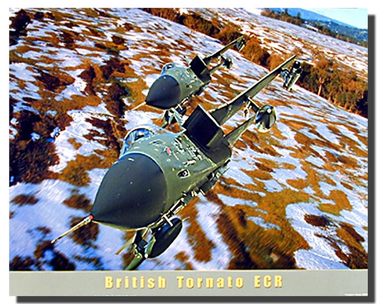 Panavia Tornado ECR Poster
