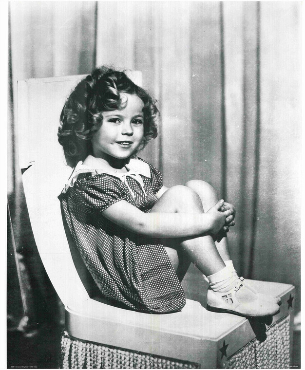 Shirley Temple Child Poster