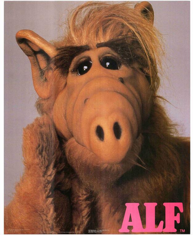 Alf Poster