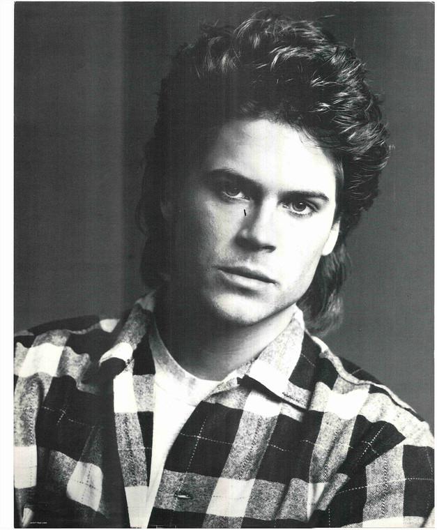 Rob Lowe Portrait