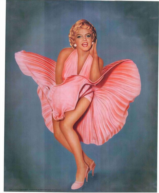 Marilyn Monroe Flying Dress