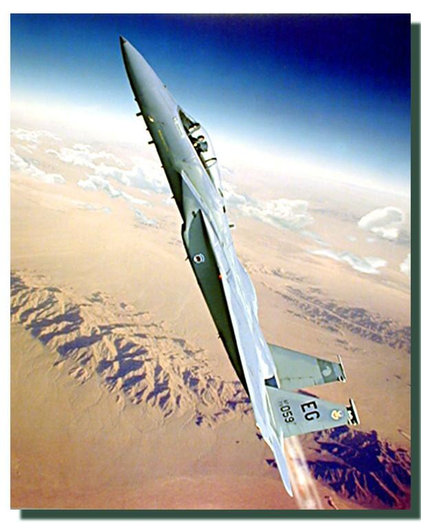 F-15 Eagle Art Prints