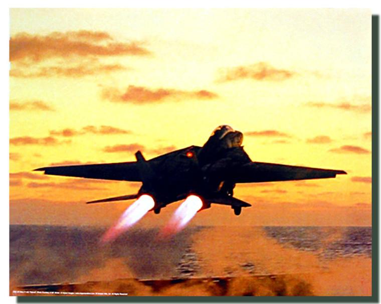 US Navy F 14 Tomcat Poster