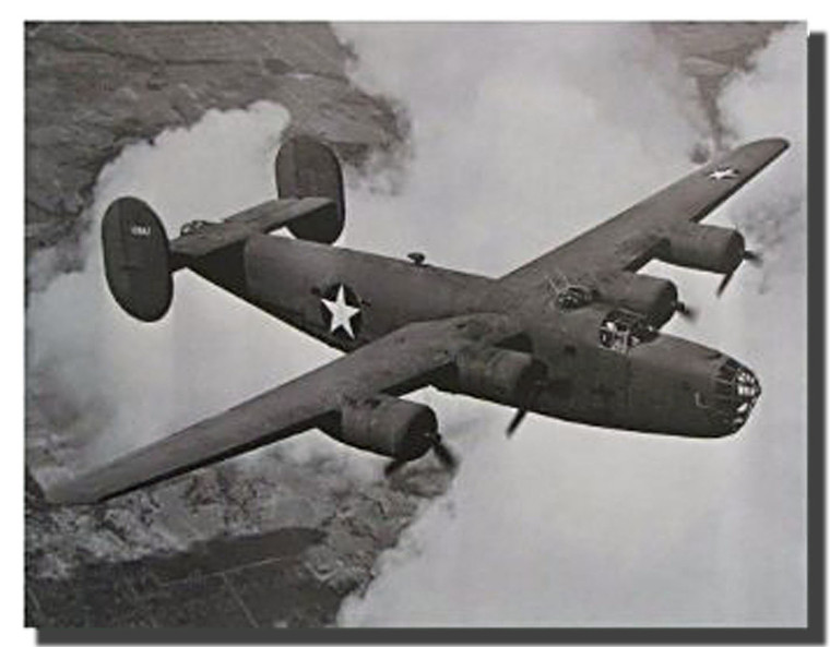 B-24 Liberator Poster