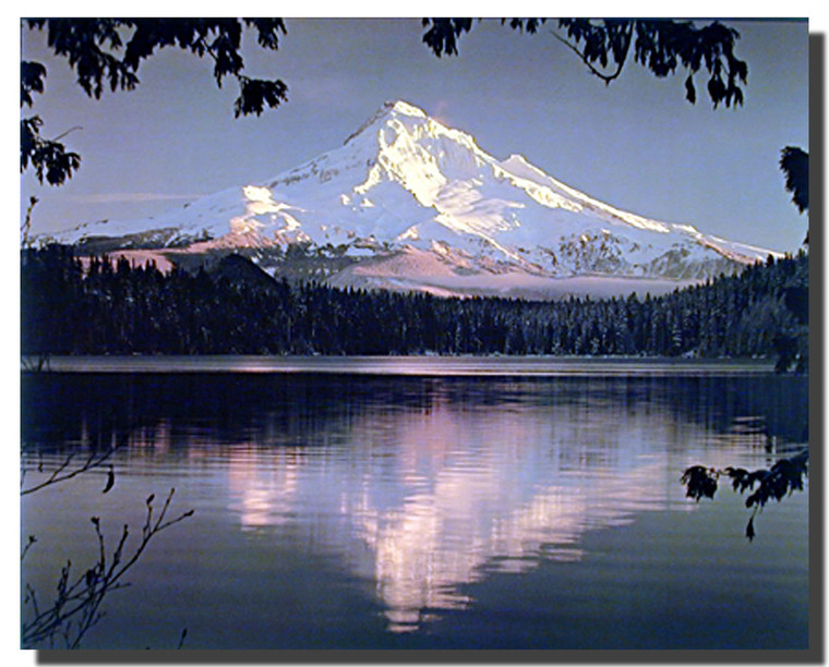 Mt. Hood and Lost Lake Posters