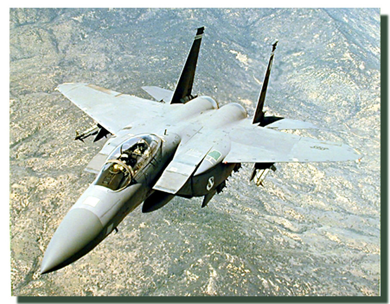 F-15E Strike Eagle Picture
