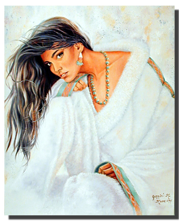 Indian Maiden Posters