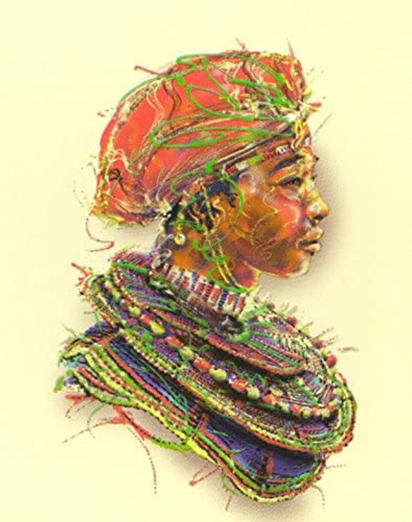 African Women African American Native American Wall Decor Art Print Poster (16x20)