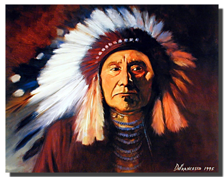 Chief Joseph Print Posters