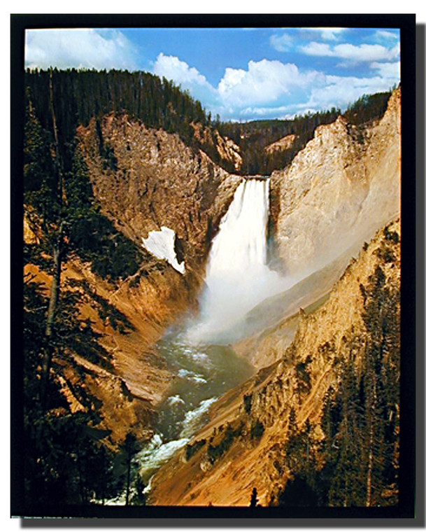 Mtn Waterfall Posters